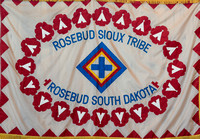 Rosebud Sioux Tribe flag
