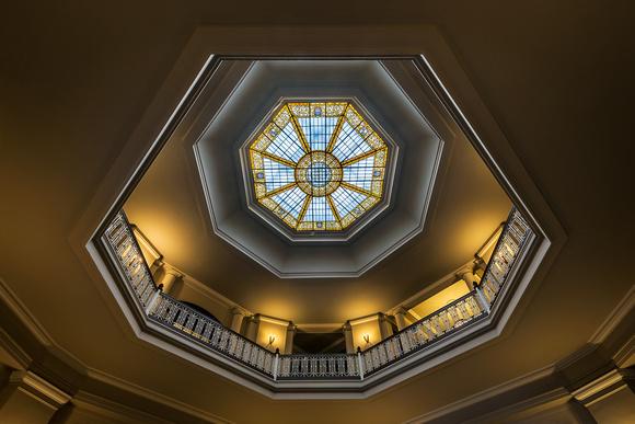 Alliolani Hale dome