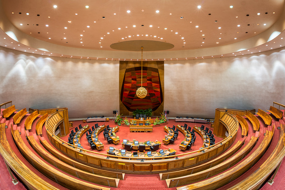 Hawaii House chamber