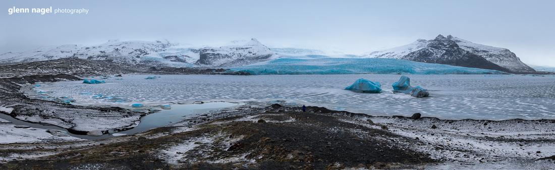 Fjallsarlon Lake
