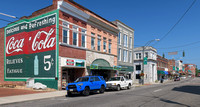 Mayberry's Main Street