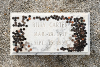Billy Carter grave