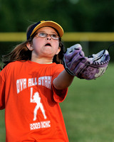 OYA softball All Star game- Petites