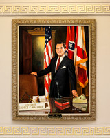 George Wallace portrait