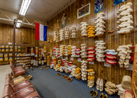 Wooden Shoe Store