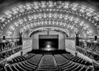 Auditorium Theatre (B&W version)