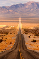 Long desert highway