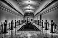 Hall of Governors (B&W version)