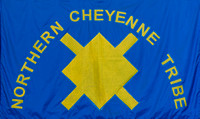 Northern Cheyenne Tribe flag