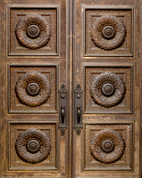 Temple of Justice doors