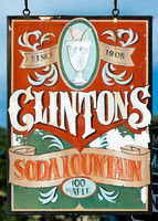 Clinton's Soda Fountain