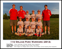 11U Orland Park Warriors