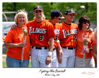 Mother's Day at Illinois Field