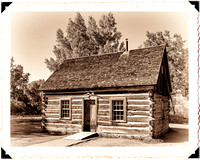 Maltese cross cabin