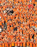 Illini student section