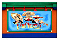 Casa Margarita billboard