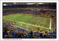 The Minnesota Marching Band