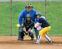 OYA girls' softball