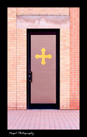 Cross door