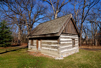 Hostert Log Cabin Historical Site
