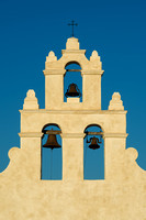 Bell Towers of Mission San Juan