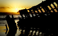 "The ""Peter Iredale"""