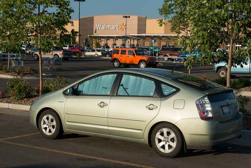 Glenn Nagel Photography | Prius Camping- New & Improved