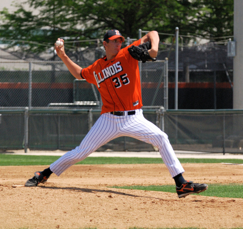 Kevin Manson (Fighting Illini pitcher)