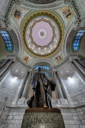 Kentucky Capitol rotunda