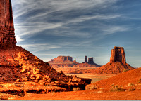 Monument Valley (North Window)