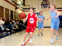 4th grade girls' basketball