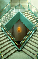 Smithsonian staircase