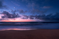 Sandy Beach dawn