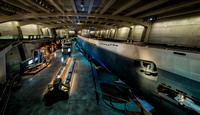 U-505 Submarine Exhibit