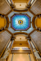 Indiana Capitol Dome Interior