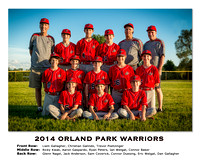 Orland Park Warriors