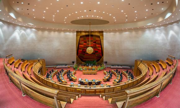 Hawaii House chamber