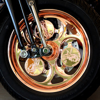 Lincoln penny wheels