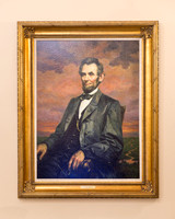 Lincoln portrait