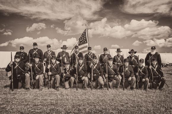 Glenn nagel photography gettysburg more union army for 1085 table rock road gettysburg pa